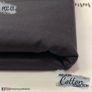 Black Premium Cotton