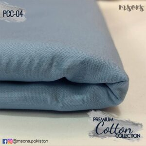 Light Blue Premium Cotton