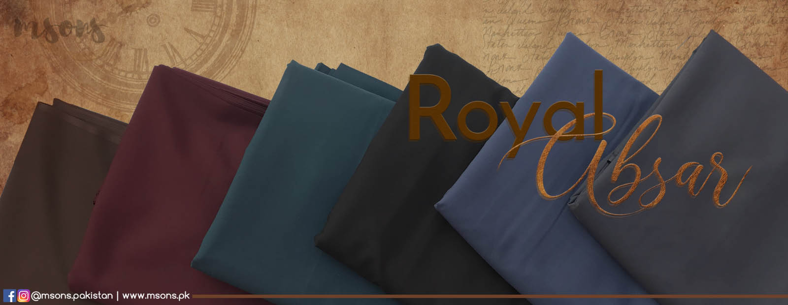 Royal Absar website Banner
